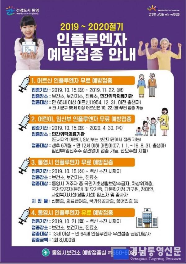 [크기변환]통영시, 인플루엔자[독감] 예방접종 실시1.jpg