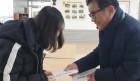 용남골프클럽, 저속득 가정에 장학금 전달