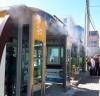 통영시, 버스승강장 'Cooling Fog' 설치