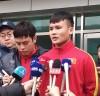 베트남축구대표 응우옌 꽝하이 선수 인터뷰