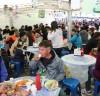고성 가리비 축제 '인산인해'